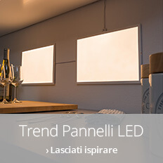 Trend pannelli led