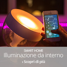 Illuminazione da interno Smart Home