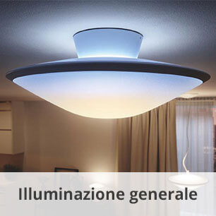 Illuminazione generale Smart Home
