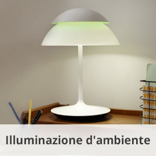 Illuminazione d'ambiente Smart Home