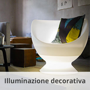 Illuminazione decorativa Smart Home