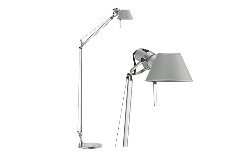 Lampade di design - Tolomeo Reading Floor